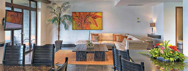 Penthouse Suites at Los Altos Manuel Antonio Hotel